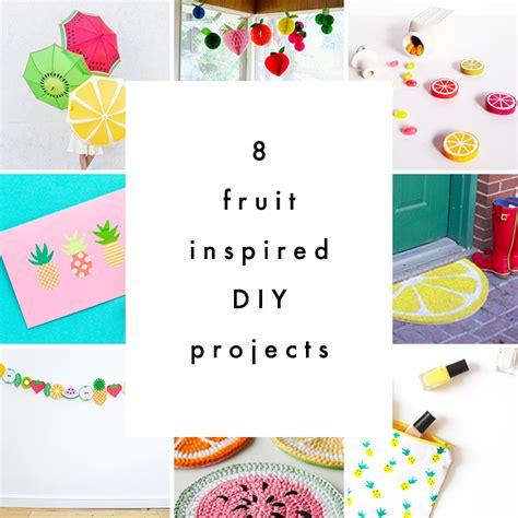 fruit 8 studio 8 fruit inspired diy projects earl grey creative