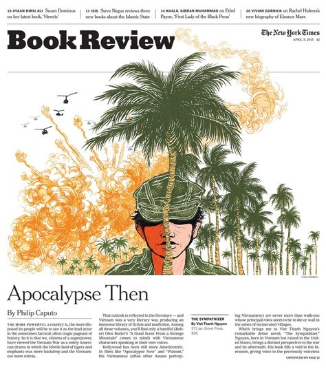 Book Review Of Work By Zigman by Ny Times Book Review Cover The Sympathizer Yuko Shimizu