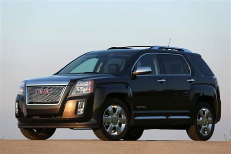 gmc used car 2012 gmc terrain used car review autotrader