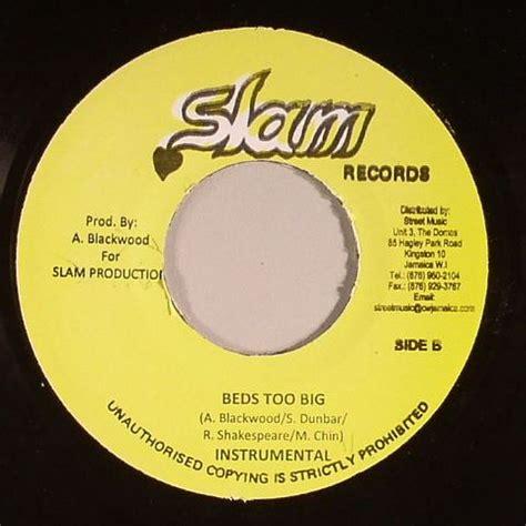 music beds ras brando inna music beds too big riddim vinyl at juno records