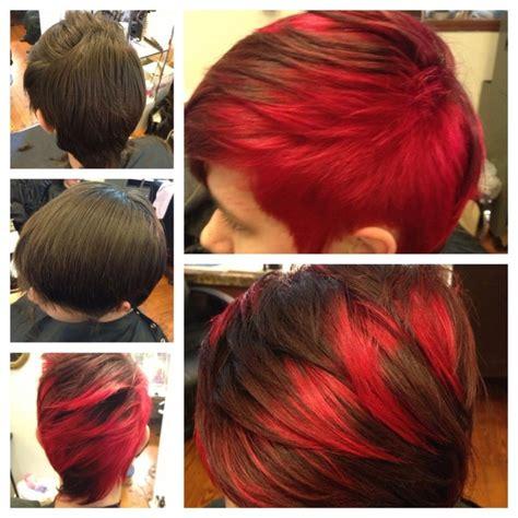splat luscious raspberries results splat luscious raspberries before and after red hair