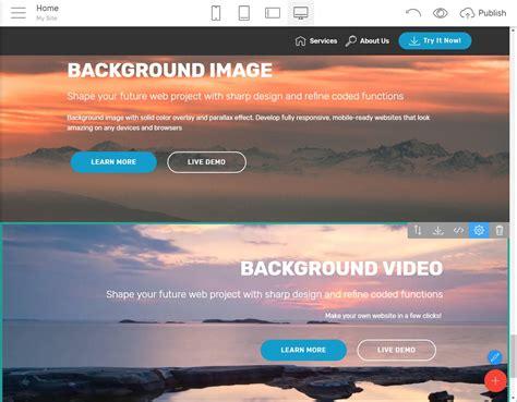 best website makers html website maker