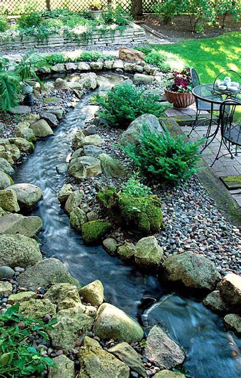 backyard streams pin by astri bowlin on garden pinterest