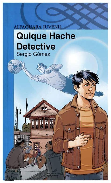 quique hache detective resumen libro