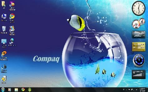 download themes for windows 7 hp hp compaq laptop
