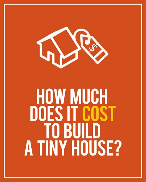 How Much Does It Cost To Build A House In Montana by How Much Does It Cost To Build A Tiny House Tiny House