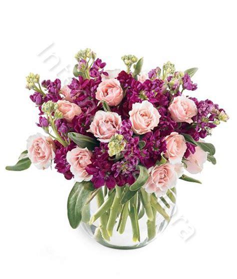 consegna di fiori a domicilio consegna fiori a domicilio bouquet di roselline e lill 224