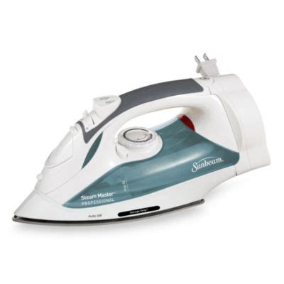 buy vertical steam iron from bed bath beyond