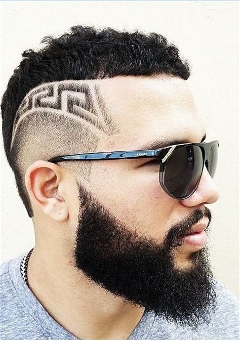 tattoos for hairy men coolest hair designs for s hairstyles and