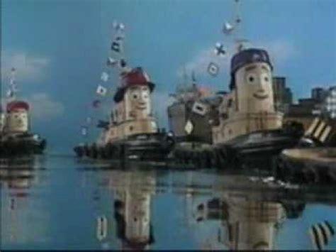 tugboat kid show theodore tugboat tugs intro youtube