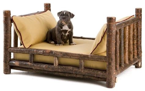 rustic dog bed rustic dog beds from la lune collection rustic dog