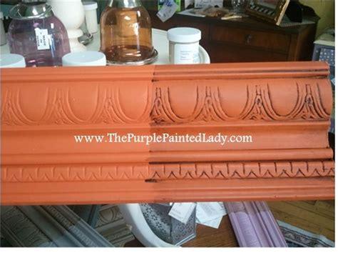 chalk paint barcelona barcelona orange chalk paint 174 quart