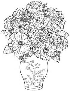 a breath of fresh flowers coloring book books s bouquet of rosespreview coloring page coloring page a