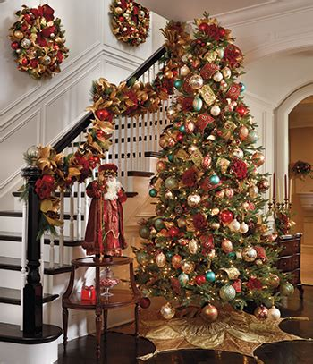 traditional christmas decorating ideas home ifresh design best 25 elegant christmas trees ideas on pinterest