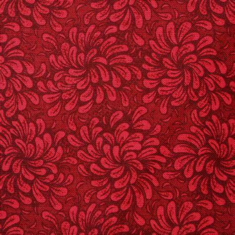 108 quot wide petal flow ruby cotton quilt backing fabric