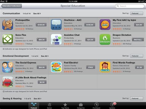 looking at learning apps in education collections excellent app store featured
