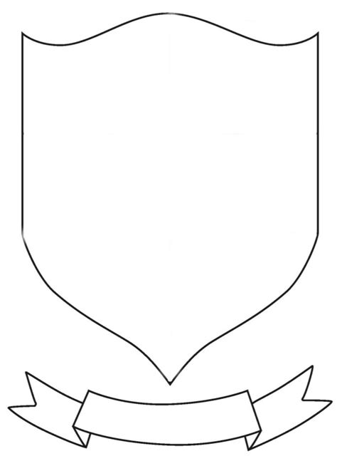family crest template coat of arms template and exles wittensteinworld