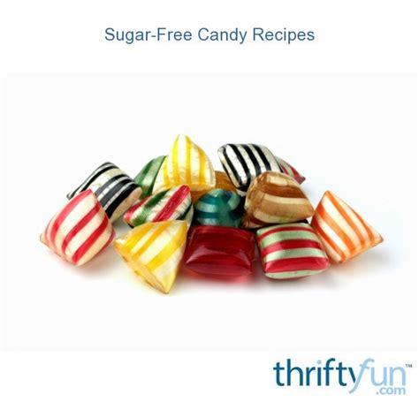 sugar  candy recipes thriftyfun