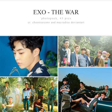 exo the war exo the war photopack by mayradias on deviantart
