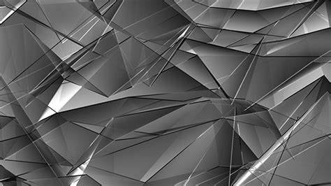 shiny glass polygonal triangles by mtzstudio videohive