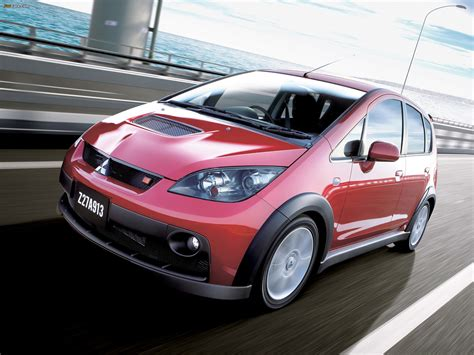 ralliart wallpaper mitsubishi colt ralliart version r 2006 08 wallpapers