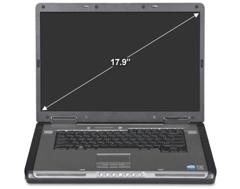 Laptop Dell Precision M6300 refurbished dell precision m6300 17 quot windows 7 laptop