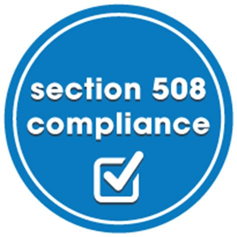 section 508 compliance statement what is the section 508 refresh really about let us explain