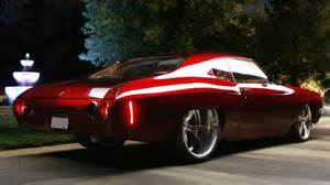 new chevrolet chevelle ss concept free image