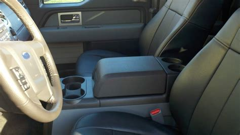 f150 bench seat center console center console with seats vs bench seat ford f150