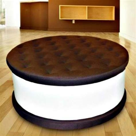 Ice Cream Sandwich Chair Products I Love Pinterest Sandwich Ottoman