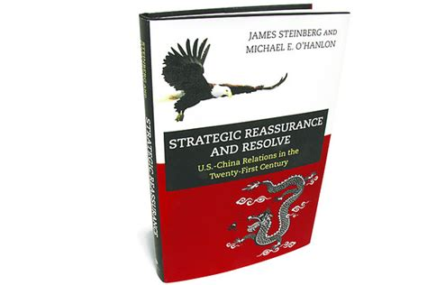 Book Review Strategic Reassurance And Resolve By James