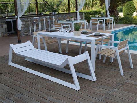emily garden bench emily aluminium garden bench emily collection by efasma