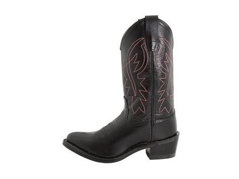 zappos boots west boots j toe western boot big kid at zappos