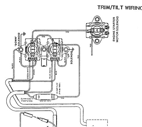 40 hp mercury outboard 2 stroke wiring diagram mercury