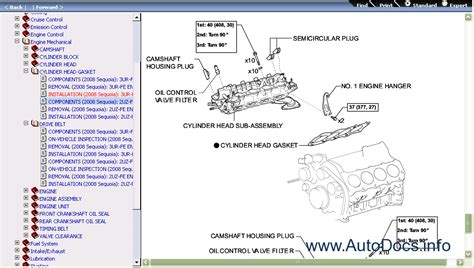 online car repair manuals free 2008 toyota sequoia electronic toll collection toyota sequoia 2008 gt service manual repair manual order download