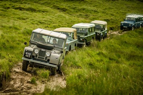 original land rover defender land rover defender still the best at 60 auto express