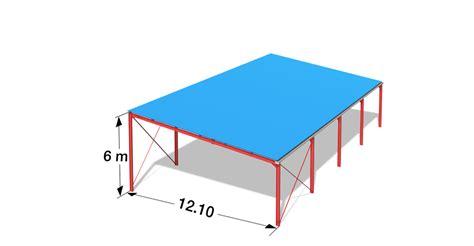 hangar moins cher construction hangar m 233 tallique pas cher gard vente