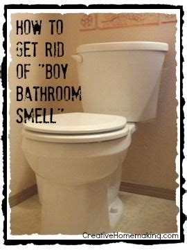 get rid of bathroom smell how to get rid of boy bathroom smell