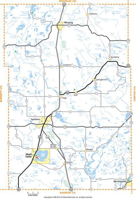 Washburn County Property Tax Records Washburn County Wi