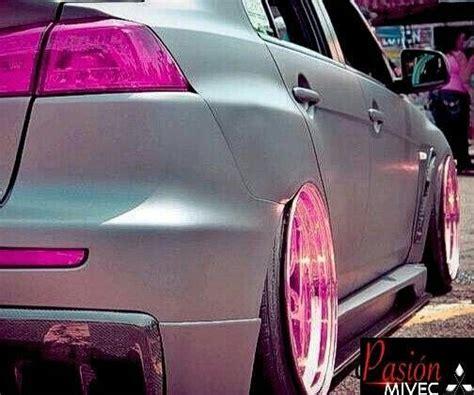 pink mitsubishi 1000 images about mitsubishi lancer on pinterest cars