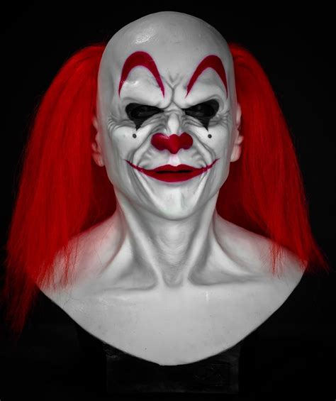 How To Make A Clown Mask Out Of Paper - how to make a clown mask out of paper 28 images scary
