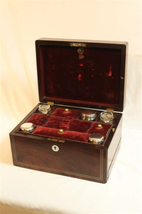 Secret Drawer Box by Rosewood Veneered Travelling Box With Secret Drawer China Antiques