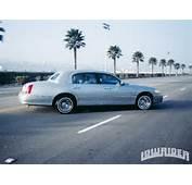 Lincoln Town Car Lowrider Custom Readers Rides Jason 1998