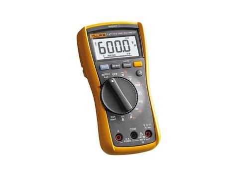 Digital Multimeter Fluke 117 fluke 117 electrician s multimeter with non contact