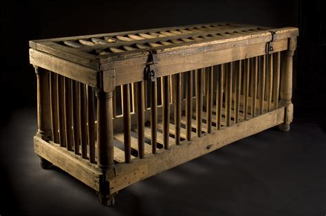 cage bed ohio historical center to feature quot controversy pieces you
