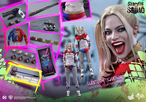 hot toys harley quinn hot toys suicide squad figures the joker harley quinn and