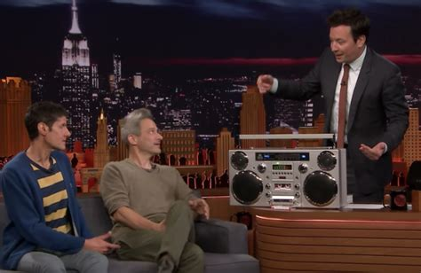 beastie boys jimmy beastie boys mike d and ad rock talk sheck wes