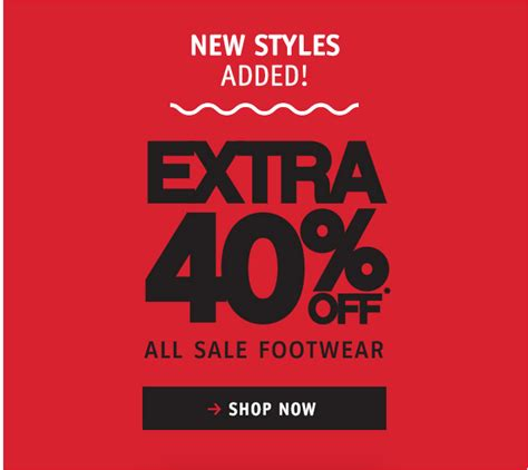 call it spring canada online offers save an extra 40 off all sale footwear - Call It Spring Gift Card Online