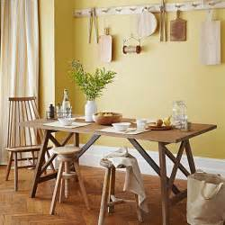 primrose yellow country dining room dining room
