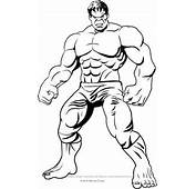 Hulk Disegni Da Colorare Pictures To Pin On Pinterest